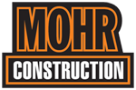 Logo for Mohr Construction