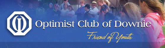 Optimist Club of Downie